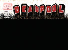 Deadpool (2008) #54