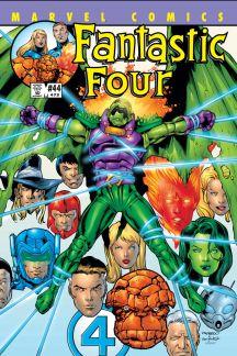 Fantastic Four (1998) #44