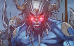 Marvel AR: Thor: God of Thunder #16 Cover Recap
