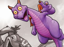 Figment #2 Sparks a Second Printing