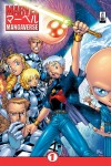 Marvel Mangaverse #1