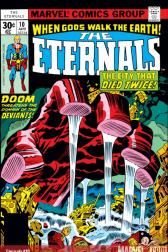 Eternals #10 
