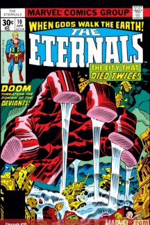 Eternals (1976) #10