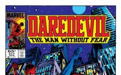 DAREDEVIL #217 COVER