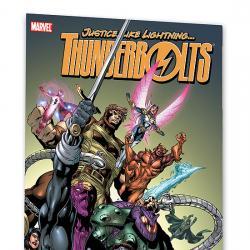 THUNDERBOLTS: GUARDIAN PROTOCOLS #0