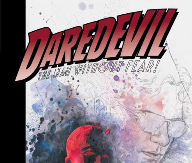 DAREDEVIL VOL. III: WAKE UP TPB COVER