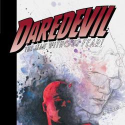 DAREDEVIL VOL. III: WAKE UP TPB COVER