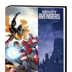 Siege: Mighty Avengers (2010)