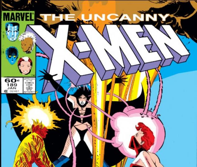 UNCANNY X-MEN #189