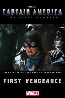 Captain America: First Vengeance #2