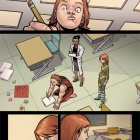 Generation Hope #8 preview art by Salva Espin