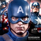 New Captain America Goodies from Sideshow Collectibles!
