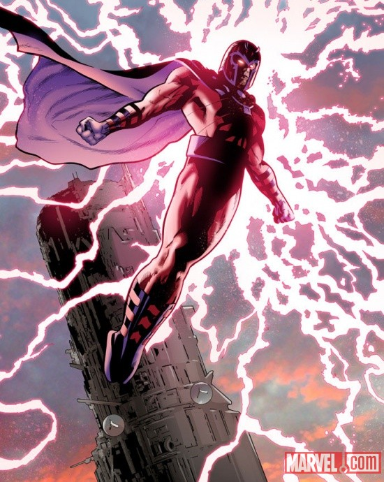 Magneto by Greg Land