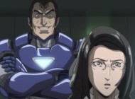 Iron Man Anime Episode 10 - Clip 1