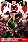A+X (2012) #2