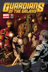 Guardians of the Galaxy #2  (Rivera Variant)