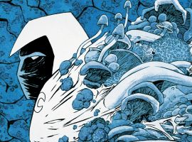 Go Back To Work With Moon Knight