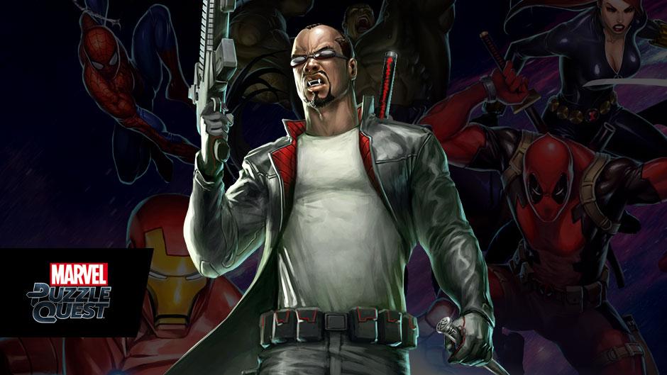 Marvel Puzzle Quest: Blade