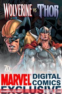 Wolverine Vs. Thor #1