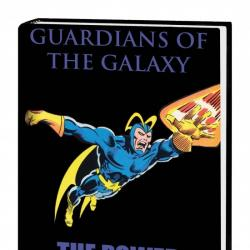Guardians of the Galaxy: The Power of Starhawk (2009 - Present)