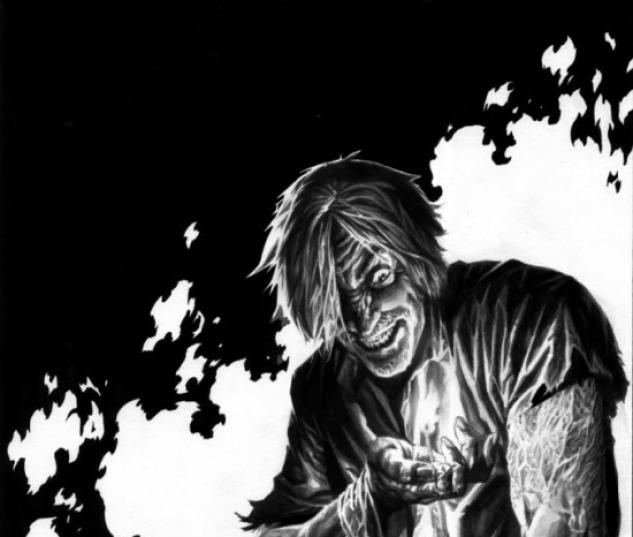 THE STAND: AMERICAN NIGHTMARES #2 (SKETCH VARIANT)