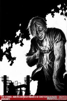 The Stand: American Nightmares (2009) #2 (SKETCH VARIANT (1 FOR 75))