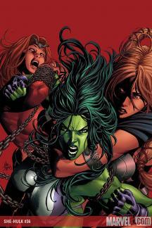 She-Hulk #36