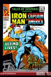 Tales of Suspense #77