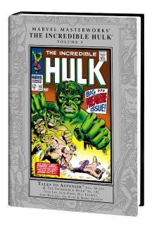 Marvel Masterworks: The Incredible Hulk Vol.3 (Hardcover)
