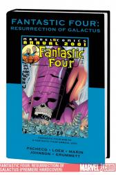 Fantastic Four: Resurrection of Galactus #0