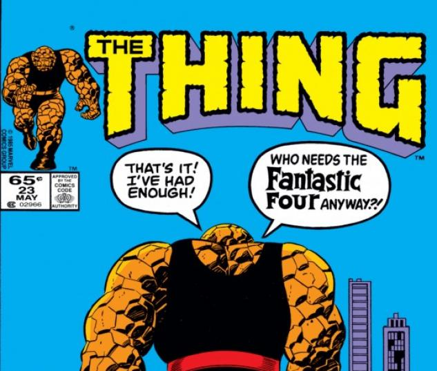 Thing, The #23