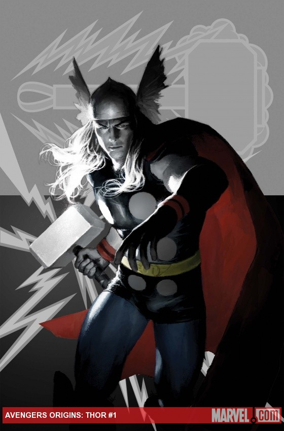 Avengers Origins: Thor (2011) #1