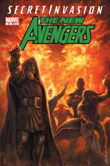 New Avengers (2004) #46