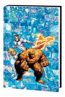FANTASTIC FOUR BY JONATHAN HICKMAN VOL. 6 PREMIERE HC (COMBO) (Hardcover)