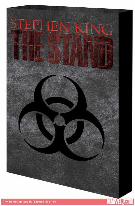 THE STAND OMNIBUS HC SLIPCASE