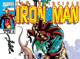 Iron Man (1998) #16 Cover