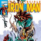 Iron Man (1998) #16 Cover