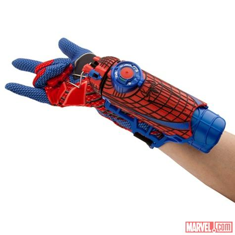 Amazing Spider-Man Web Shooter