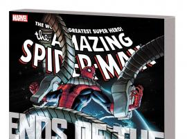 SPIDER-MAN: ENDS OF THE EARTH TPB