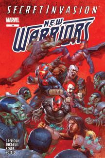 New Warriors (2007) #15