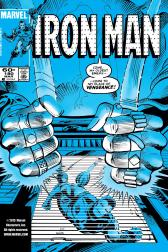 Iron Man #180 