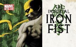Immortal Iron Fist Annual (2007) #12