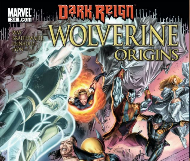 Wolverine Origins (2006) #34