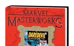 MARVEL MASTERWORKS: DAREDEVIL VOL. 7 HC VARIANT (DM ONLY)