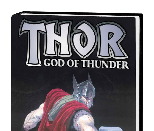 THOR: GOD OF THUNDER VOL. 2 - GODBOMB PREMIERE HC (MARVEL NOW, WITH DIGITAL CODE)