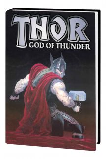 Thor: God of Thunder Vol. 2: Godbomb (Hardcover)