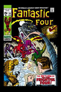 Fantastic Four #94