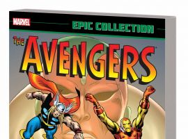 AVENGERS EPIC COLLECTION: BEHOLD... THE VISION TPB