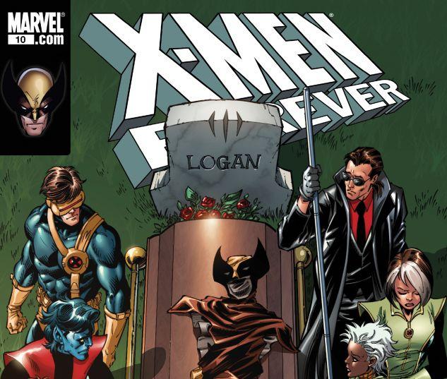 X-Men Forever (2009) #10
