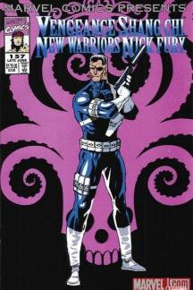 Marvel Comics Presents #157